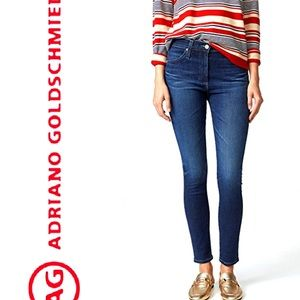 Adriano Goldschmied Abbey Super Skinny Ankle Jeans